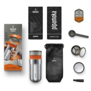 PIPAMOKA Portable Coffee Brewer